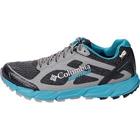Columbia Caldorado II Outdry Buty Kobiety, dark grey/sea level